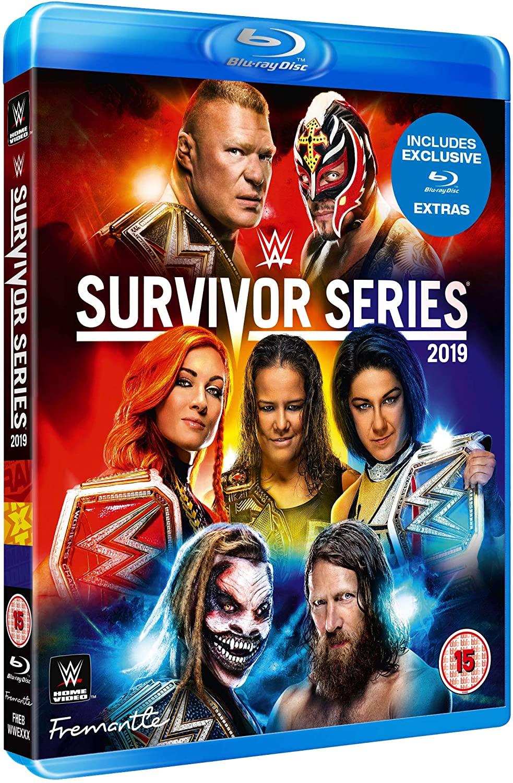 Survivor Series 2021 Stream