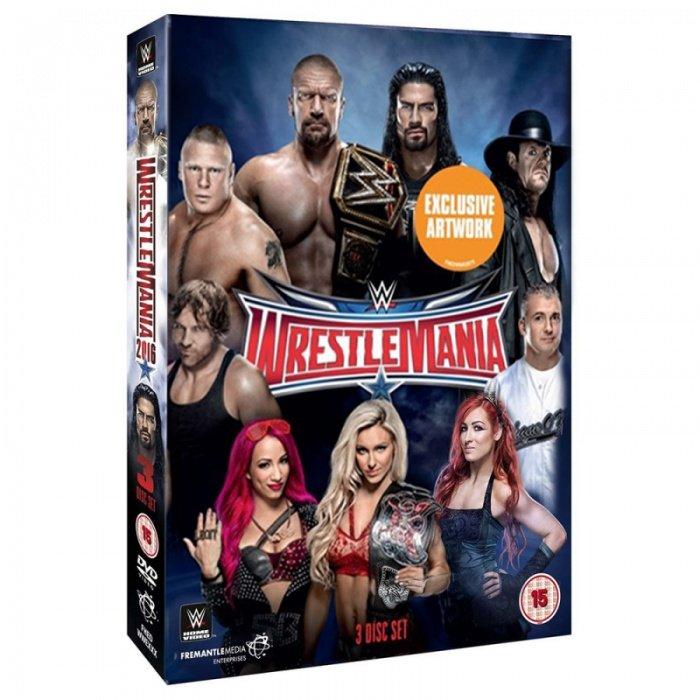Wrestlemania 32 Datum